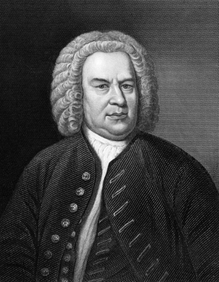 Bach music and health