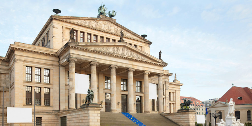 The Konzerthaus Berlin