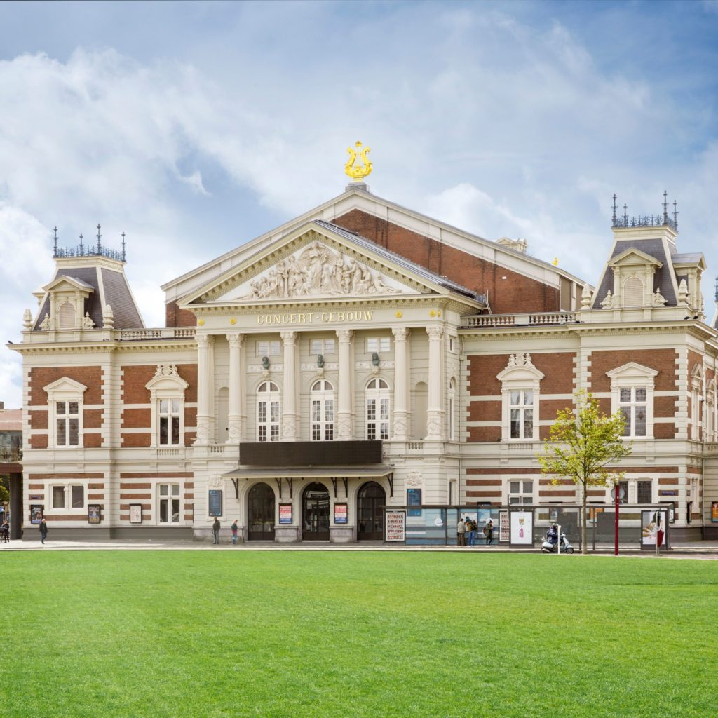 The Royal Concertgebouw, Amsterdamn