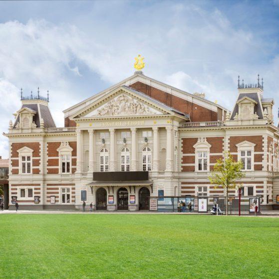 The Royal Concertgebouw, Amsterdamn